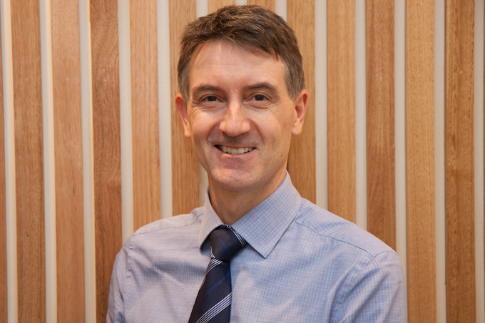 Dr Cameron McConville